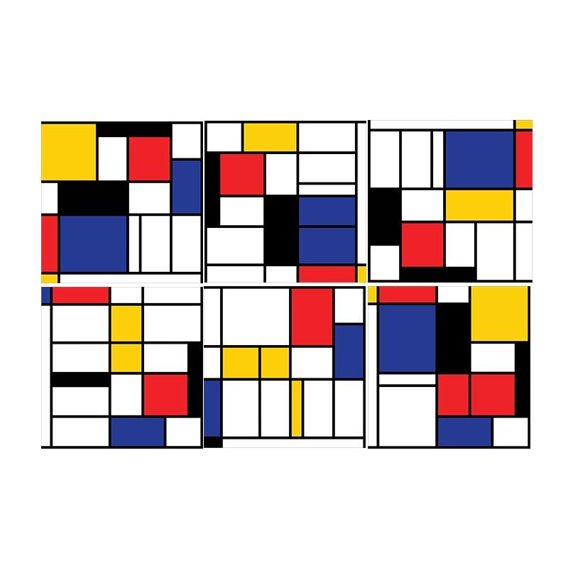 KIT Adesivos de Azulejos Stijl