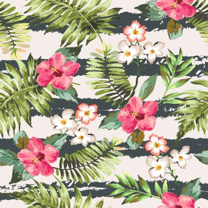KIT Adesivos de Azulejos Tropical
