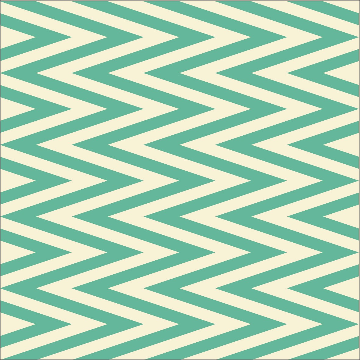 KIT Adesivos de Azulejos Zig Zag Retrô