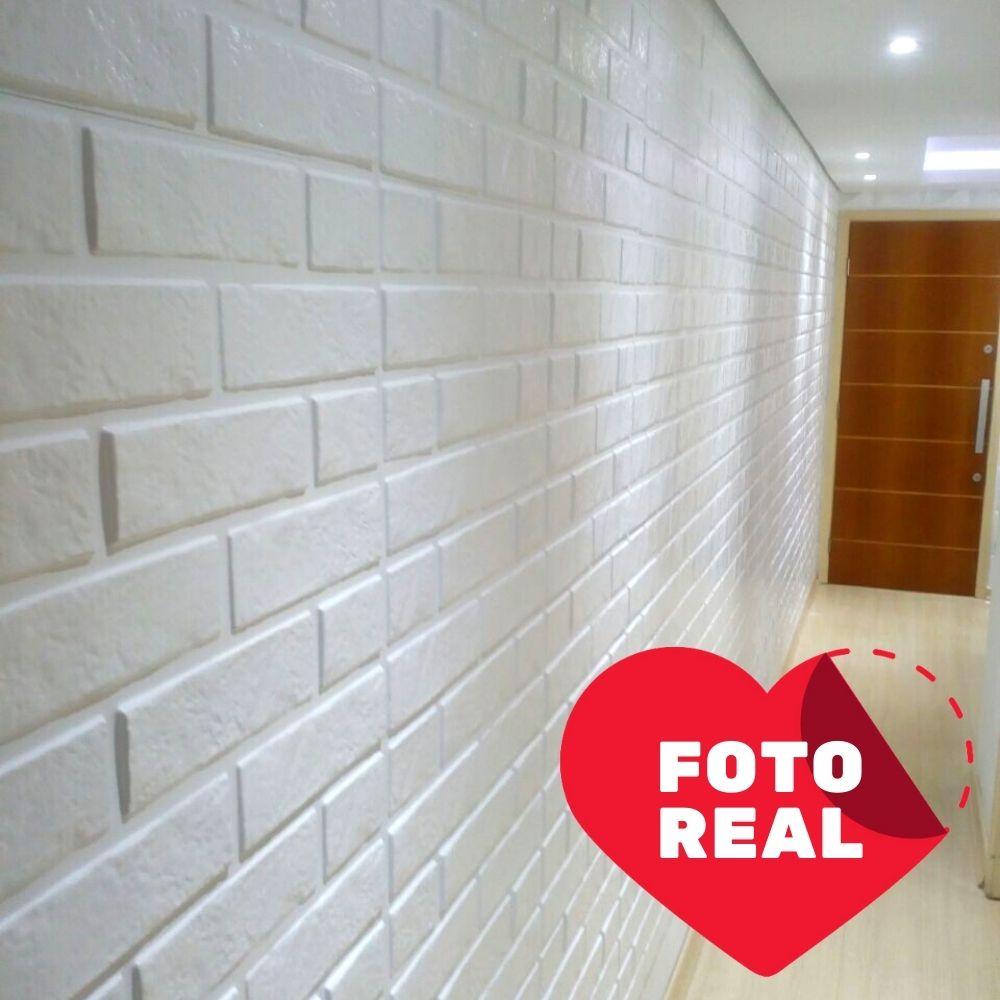 Placa 3D Revestimento 50x50 Lisboa - Linha FUN