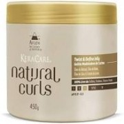 AVLON KERACARE NATURAL CURLS TWIST & DEFINE JELLY GELÉIA MODELADORA DE CACHOS 450G