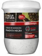 CREME DE MASSAGEM D'ÁGUA NATURAL 650G