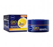 Creme Facial Noite Q10 Energy Revitalizante Nivea - 50g