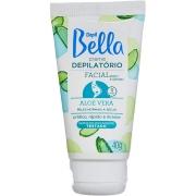 DEPIL BELLA CREME DEPILATÓRIO FACIAL, ALOE VERA 40g