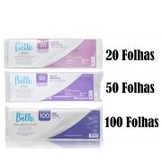 DEPIL BELLA LENÇO DEPILATÓRIO GRAN STYLE 20/50/100 FOLHAS (Escolha)