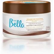 DEPIL BELLA MOUSSE DE PARAFINA COM ÓLEO DE COCO 250 g