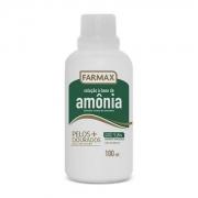 Farmax Solução à Base de Amônia 100ml