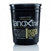 HAIR FLY TANOXTRAT BOTOX CAPILAR BLOND EXTREME LISS 200GR