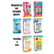 Kit Hidra Salon Line Shampoo + Condicionador 300ml