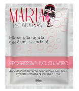 MARIA ESCANDALOSA SACHE PROGRESSIVA NO CHUVEIRO 50G
