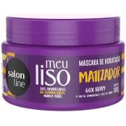 SALON LINE MÁSCARA DE HIDRATAÇÃO MATIZADOR - 300 g