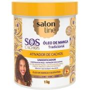 SALON LINE SOS CACHOS MANGA ATIVADOR DE CACHOS - 1 Kg