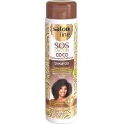 SALON LINE SOS CACHOS SHAMPOO - 300 ml
