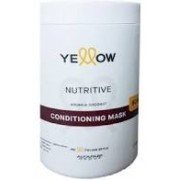 YELLOW MASCARA NUTRITIVE ARGAN & COCONUT 1L