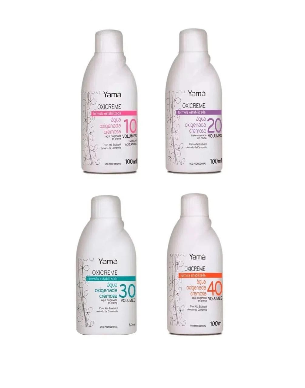 Água Oxigenada Yamá - 100 ml