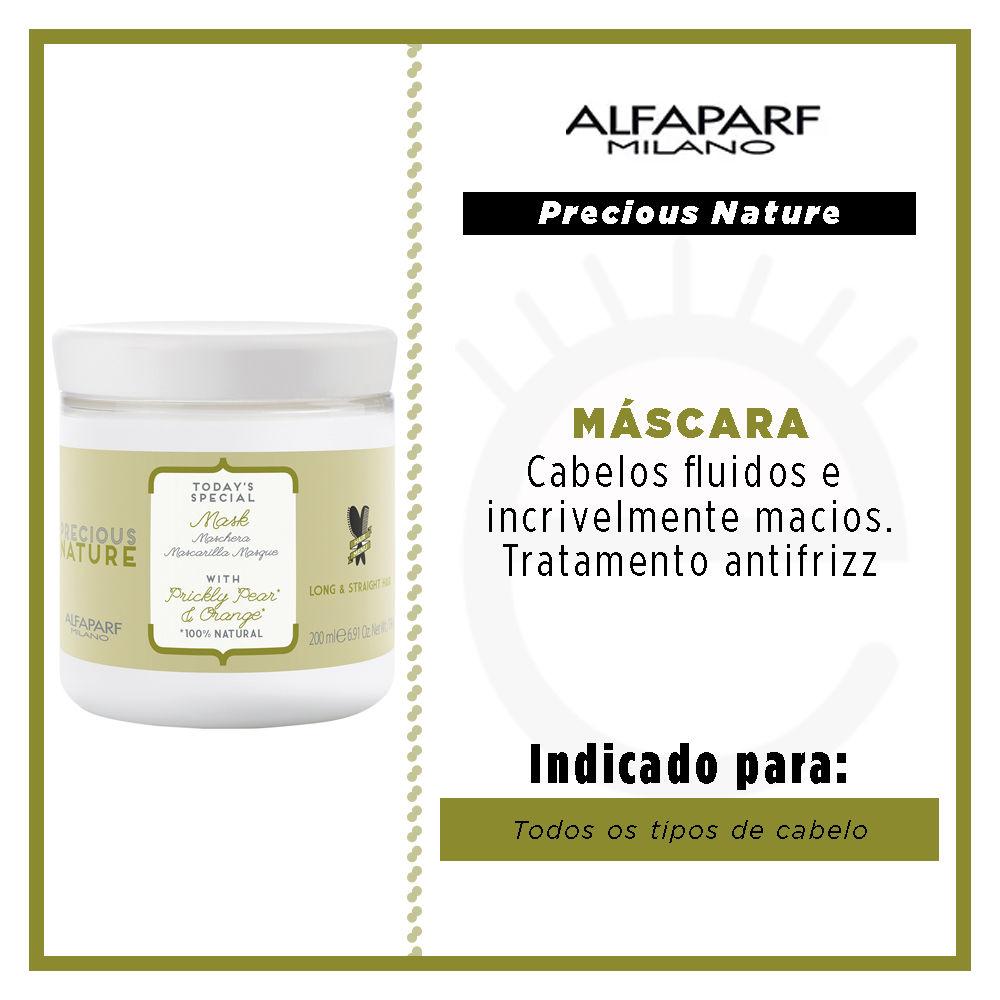 ALFAPARF PRECIOUS NATURE LONG E STRAIGHT 200ML