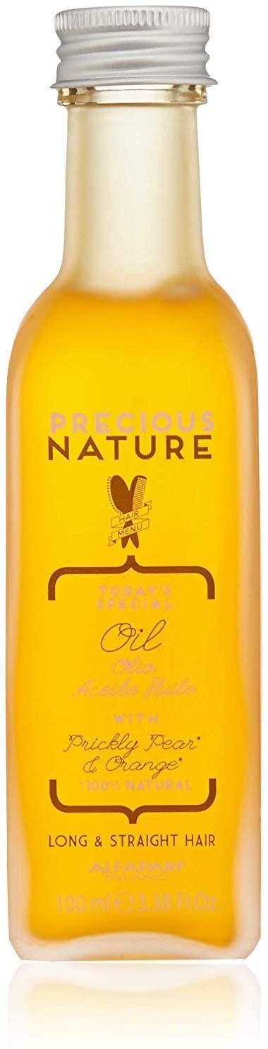 ALFAPARF PRECIOUS NATURE ÓLEO LEAVE-IN LONGOS & LISOS - 100 ml