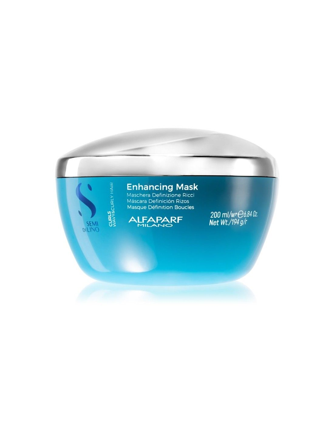 ALFAPARF SEMI DI LINO CURLS (CACHOS) MASK 200ML