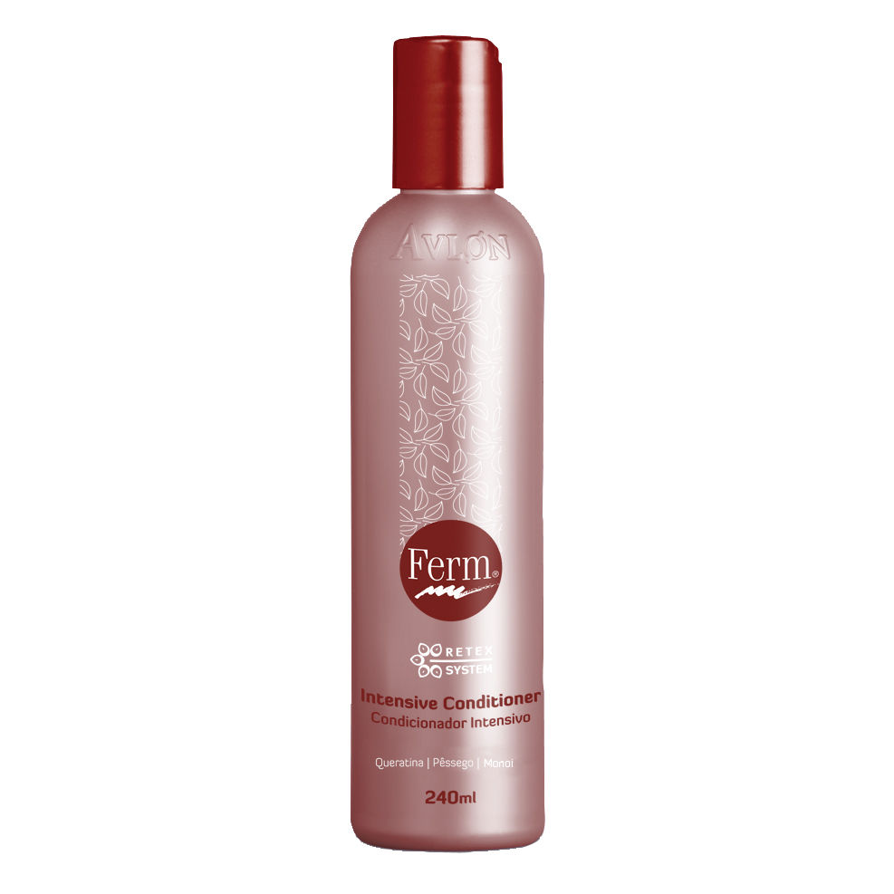 AVLON FERM HYDRATING CONDICIONADOR INTENSIVO PÓS-ESCOVA 240ML