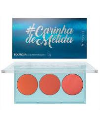 BOCA ROSA PALETA DE BLUSH #CARINHA DE METIDA