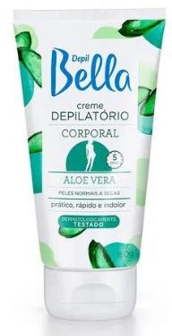 DEPIL BELLA CREME DEPILATÓRIO CORPORAL 150GR