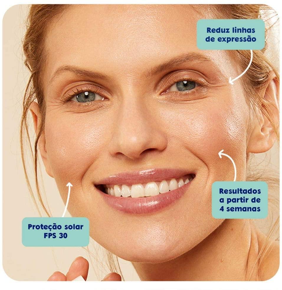 Creme Facial dia FPS 30, Q10 Power Antissinais Nivea - 50g