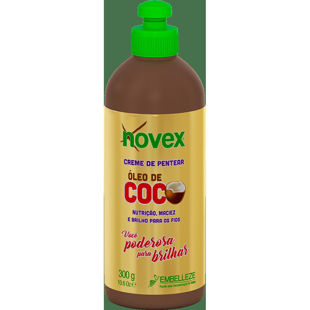 EMBELLEZE CREME PARA PENTEAR NOVEX ÓLEO DE COCO 100 ML