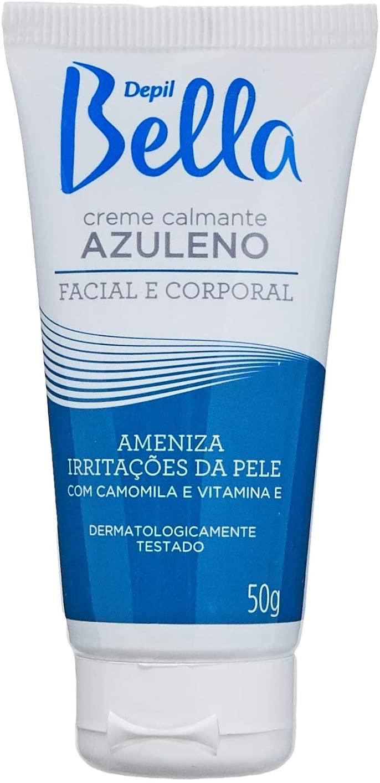 DEPIL BELLA CREME CALMANTE AZULENO 50 g