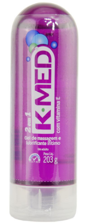 K -MED LUBRIFICANTE INTIMO 2 EM 1 200ML
