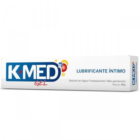 K-MED LUBRIFICANTE ÍNTIMO 50G