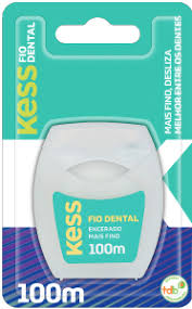 KESS FIO DENTAL BASIC 100 METROS