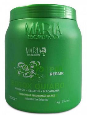 MARIA ESCANDALOSA CREME BOTOX QUIABO 1KG