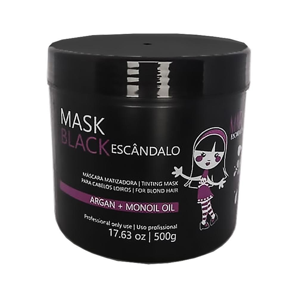 Maria Escandalosa Máscara Matizadora Black 250g ou 500g