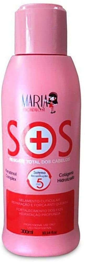 MARIA ESCANDALOSA RECONSTRUTOR SELAMENTO CUTICULAR SOS 300ML