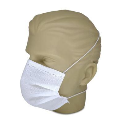 Máscara Descartável Cremer tripla Com Elástico - 5 Unidades