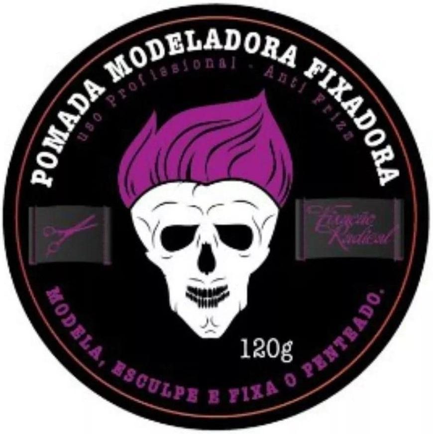 Muriel Pomada modeladora fixadora Studio Hair Fixação Radical - 120g