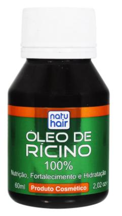 NATUHAIR  ÓLEO DE RÍCINO 60ML