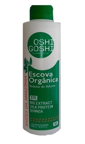 OSHI GOSHI ESCOVA PROGRESSIVA ORGÂNICA  250ml