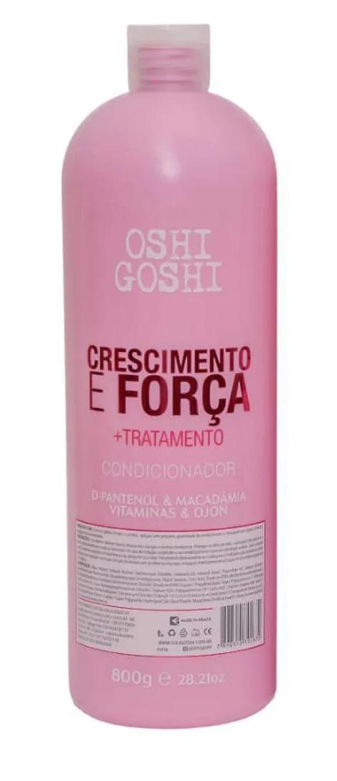 OSHI GOSHI KIT CRESCIMENTO E FORÇA (2X800g)