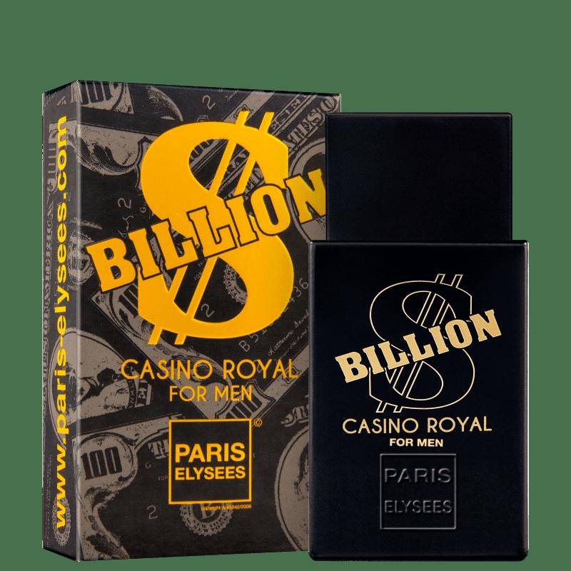 PARIS ELYSEES PERFUME BILLION CASINO ROYAL 100ML
