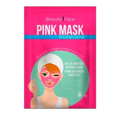 Pink Mask Máscara Rejuvenescedora Beauty Face 8g