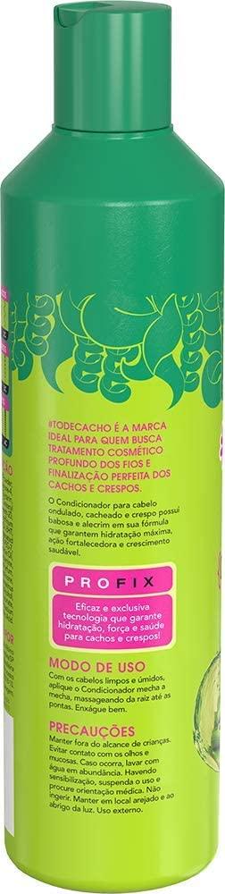 SALON LINE #TODECACHO BABOSA CONDICIONADOR 300ML