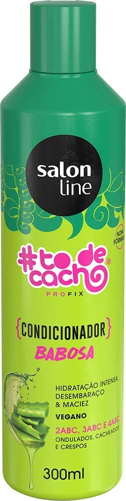SALON LINE #TODECACHO BABOSA SHAMPOO 300ML