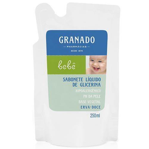 SAREFIL SABONETE LÍQUIDO GRANADO - 250ML