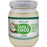 SOFT HAIR OLEO DE COCO EXTRA VIRGEM 200ML