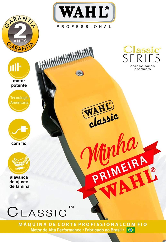 WAHL MÁQUINA DE CORTE CLASSIC 127V