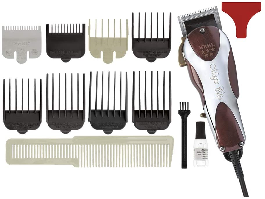 WAHL MÁQUINA DE CORTE MAGIC CLIP 220V