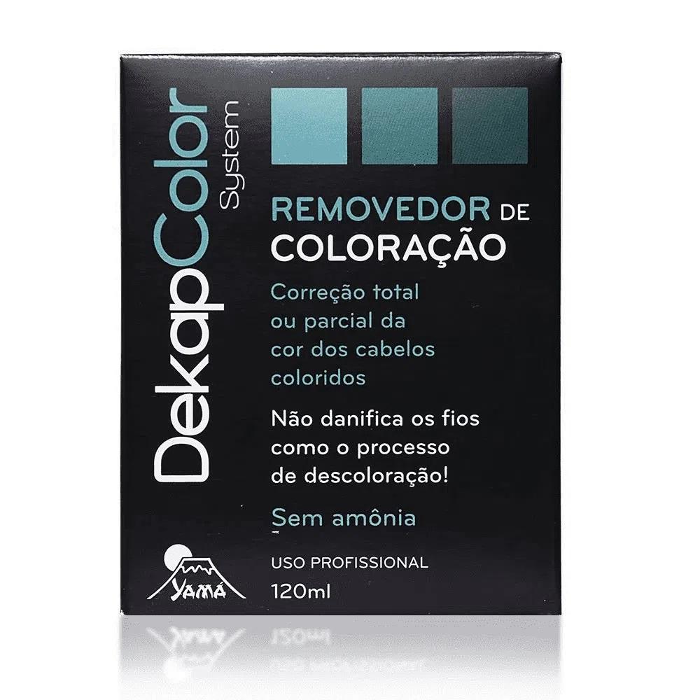 Yamá DekapColor removedor de coloração - 120ml
