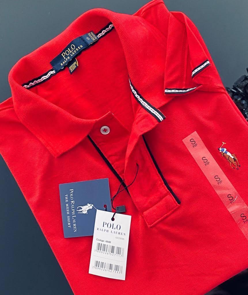 Gola Polo Ralph Lauren Masculina Premium (cada)