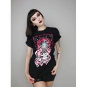 Camiseta Madame Skulls